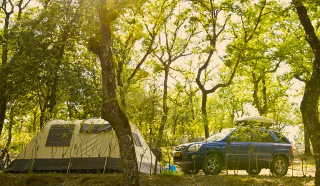 Pagina Camping